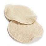 Elanee Seide-Wolle-Wolle Stilleinlagen